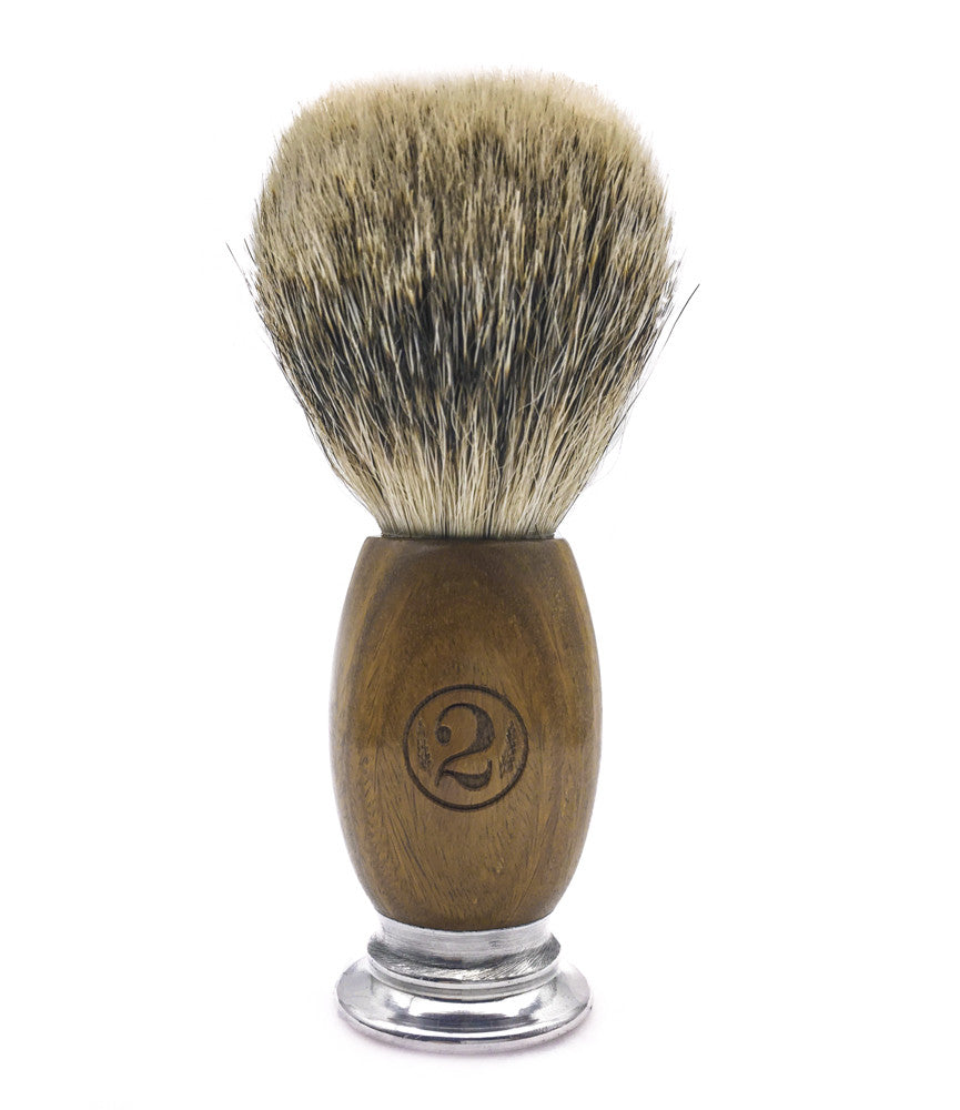 Shaving Brush - The 2 Bits Man