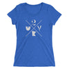 2 Bits X Logo - Ladies' short sleeve t-shirt