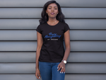 Load image into Gallery viewer, CP Designs Unlimited - African American woman wearing signature tee