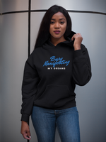 Load image into Gallery viewer, CP Designs Unlimited - African American woman wearing signature collection hoodie