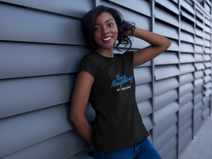 CP Designs Unlimited - African American woman wearing signature tee