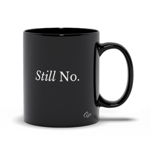 No Mug by CP Designs Unlimited