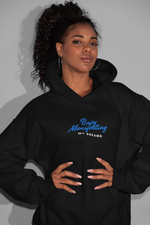 Load image into Gallery viewer, CP Designs Unlimited - African American woman wearing signature hoodie
