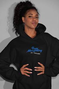 CP Designs Unlimited - African American woman wearing signature hoodie