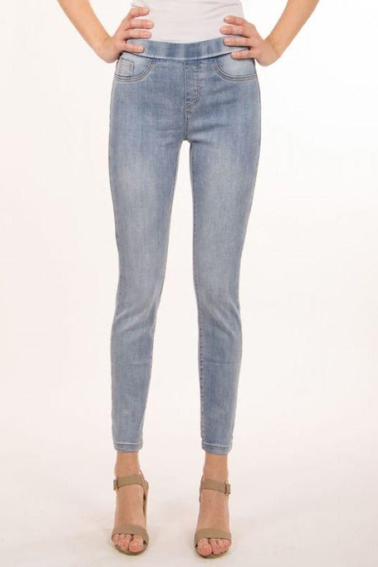 Bow Back Pullon Jean