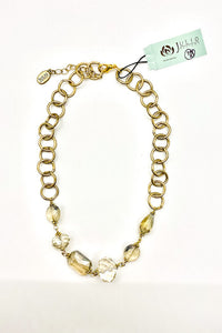 Maya Necklace - Gold