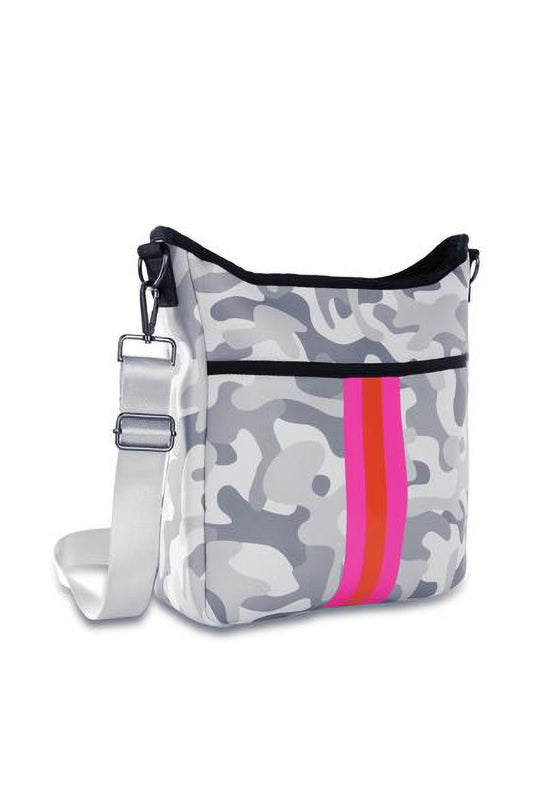 Neoprene Camo Crossbody - 2 Colors
