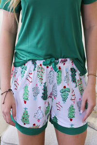 Christmas Sleep Shorts