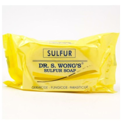DR. WONGS SULFER SOAP