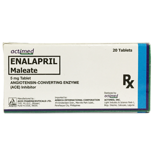 Enalapril Tablet 5mg