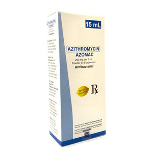 Azithromycin 200mg/mL (PRESCRIPTION REQUIRED)