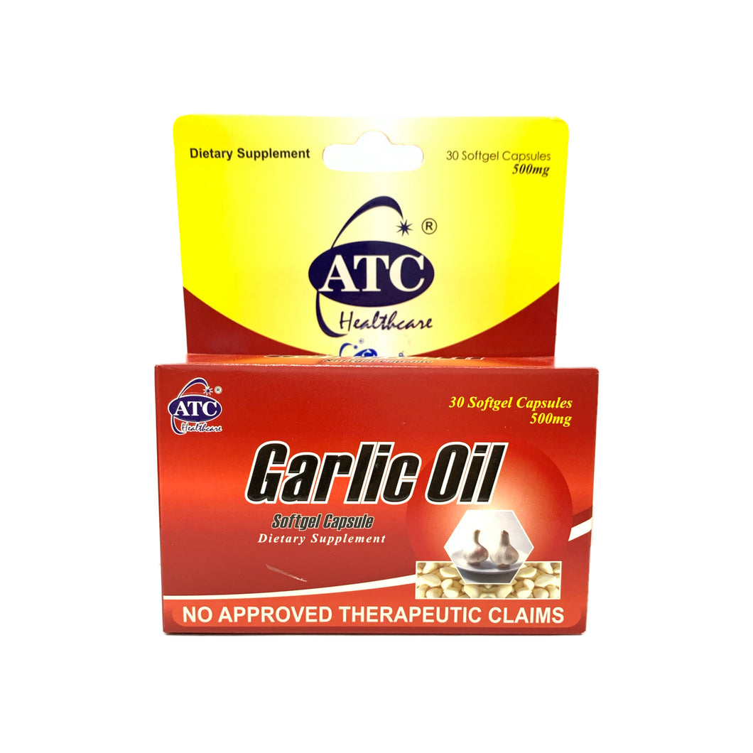 Garlic oil (ATC)