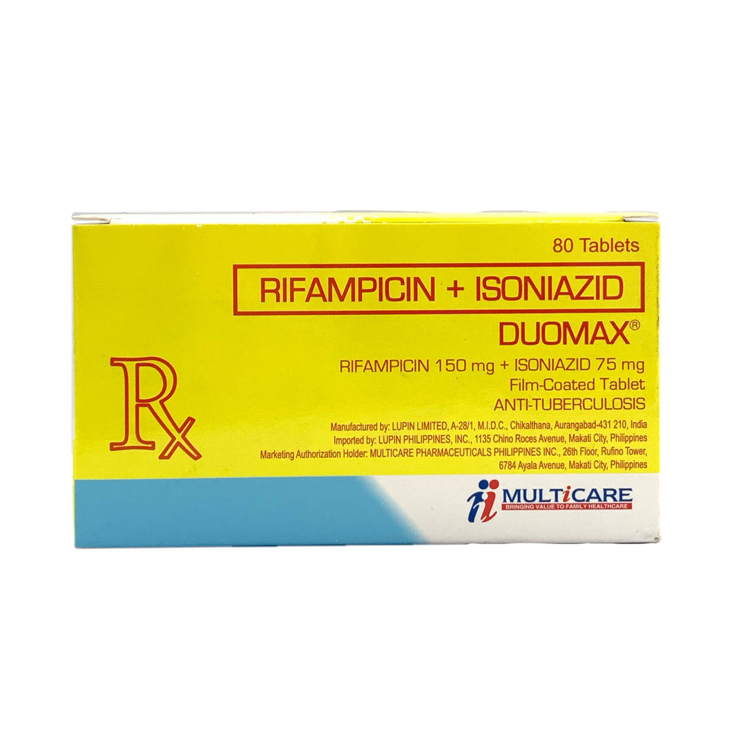 DUOMAX (PRESCRIPTION REQUIRED