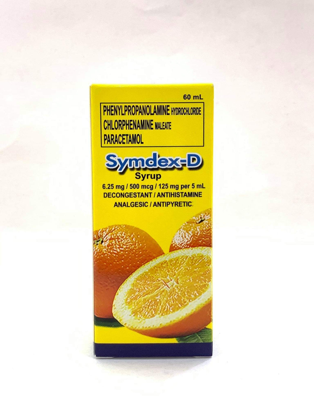Symdex-D Syrup - 60ml