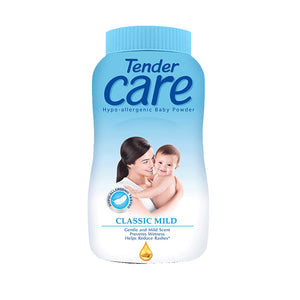 TENDER CARE POWDER- 50G (CLASSIC MILD)