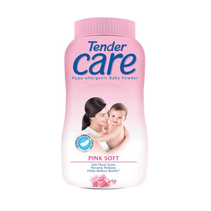 TENDER CARE POWDER- 50G (PINK SOFT)