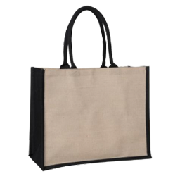 Laminated Jute Supermarket Bag
