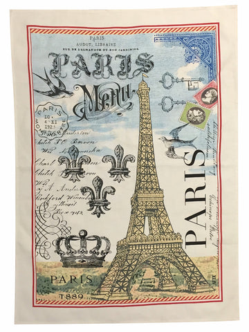 TB 0185 CN - Tea Towel