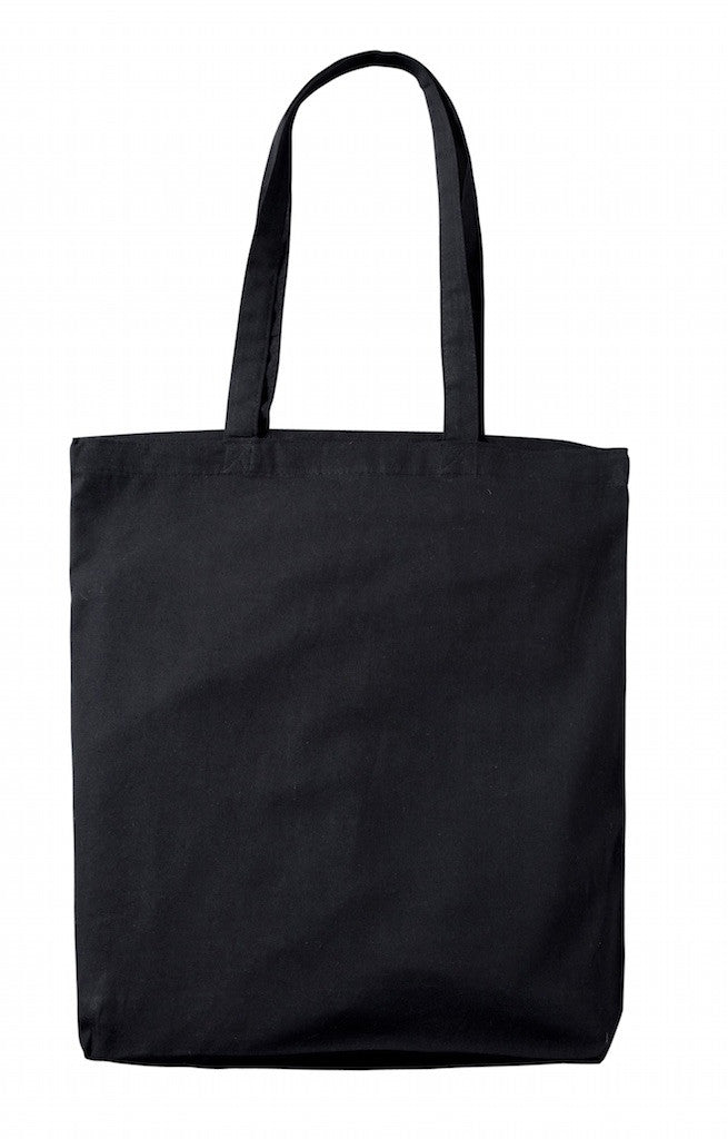 CN 0131 BK – Black Cotton Tote Bag