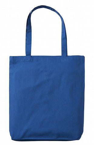 TB 0131 CN – Blue Cotton Tote Bag