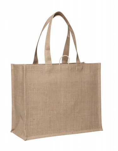 TB 0137 J - Starched Jute Supermarket Bag