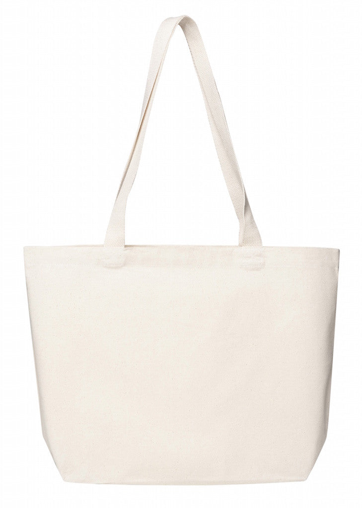 TB 0139 HC - Heavy-weight Canvas Market Bag