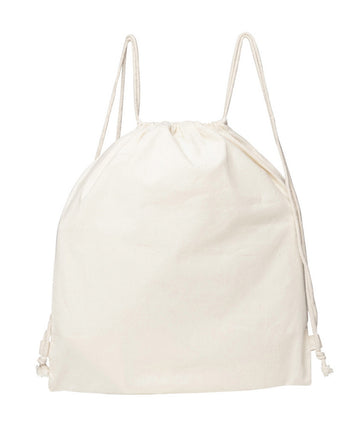 CN 0145 NT - Cotton Drawstring Bag