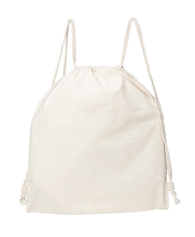 TB 0145 CN - Cotton Drawstring Bag
