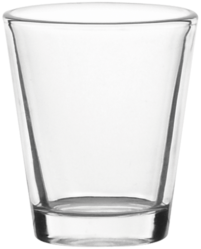 Tapered Shot Glass (1.75oz )