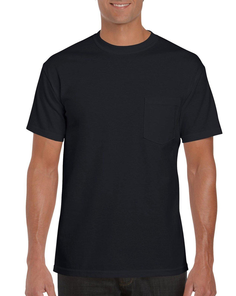 Gildan Short Sleeve T-Shirt with Pocket - GroupGear