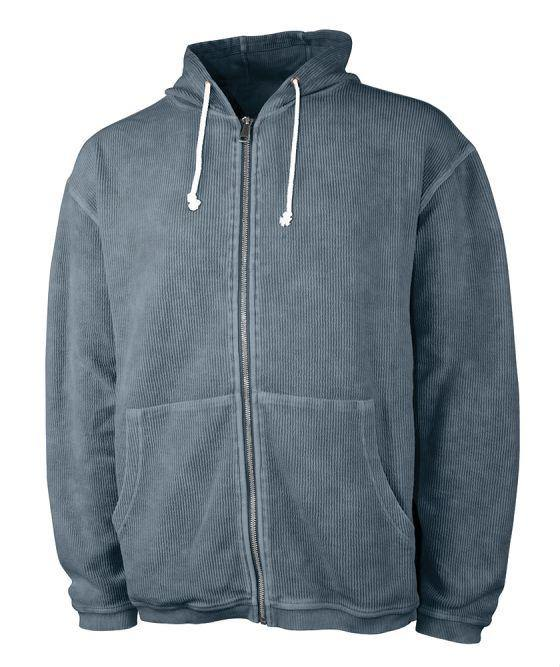 Charles River Apparel Adult Camden Full Zip Hoodie