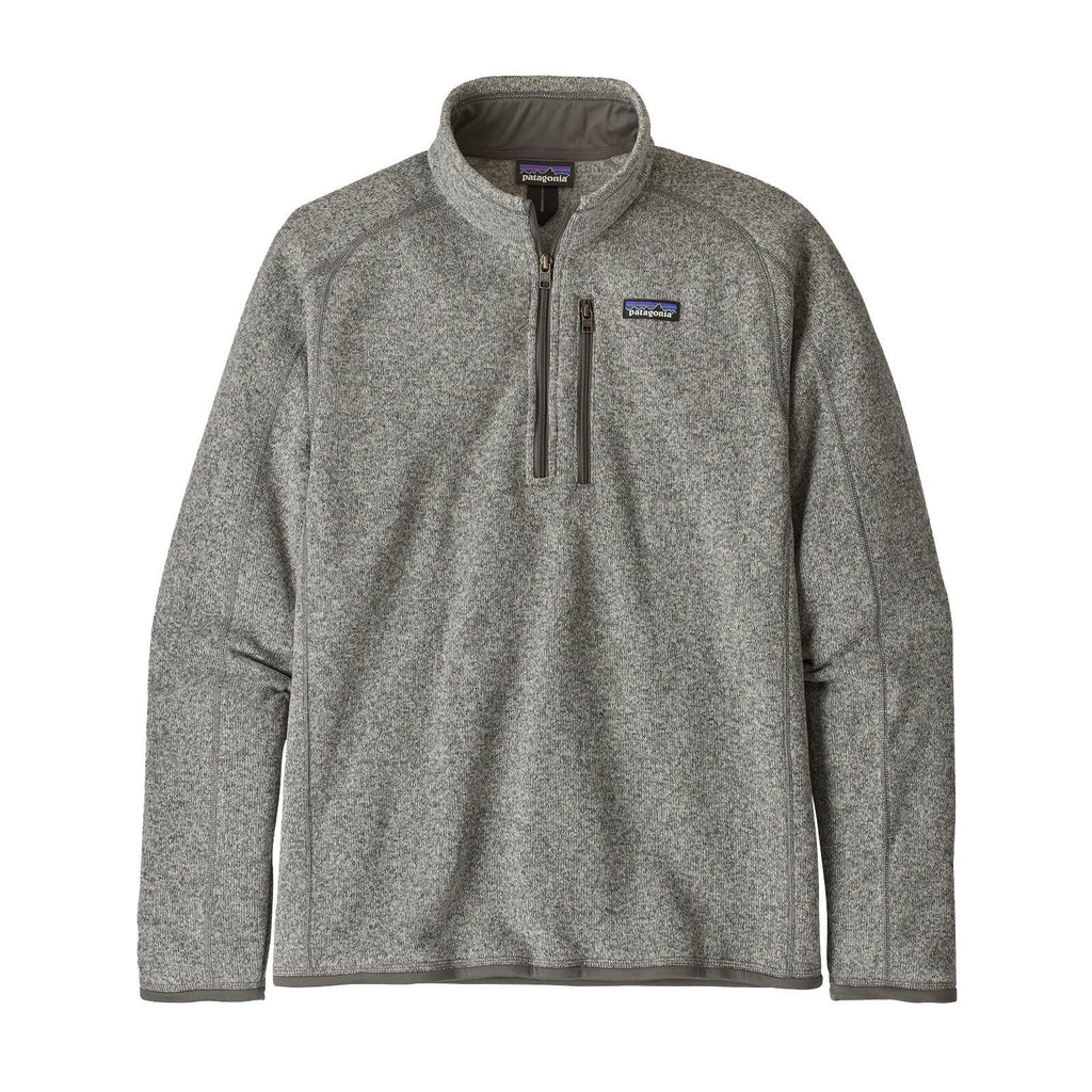 Patagonia Men's Better Sweater Quarter Zip