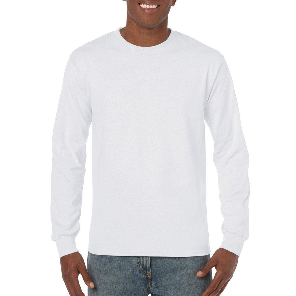 Gildan Heavy Cotton Adult Long Sleeve T-Shirt - GroupGear