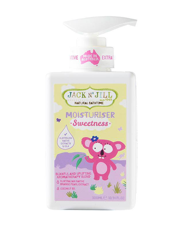 Jack N' Jill Sweetness Moisturizer - Natural 300mL