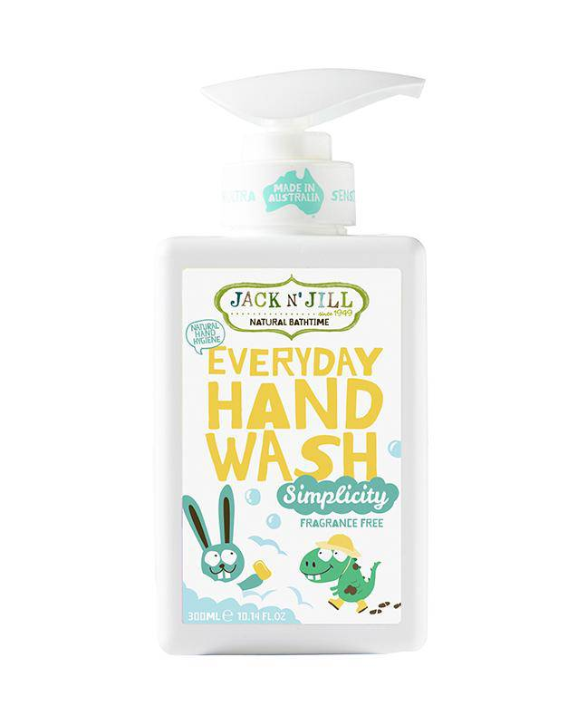 Jack N' Jill Simplicity Hand Wash - Natural 300mL