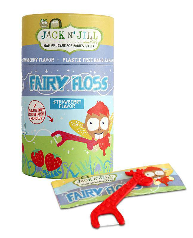 Jack N' Jill Fairy Floss - 30 pack
