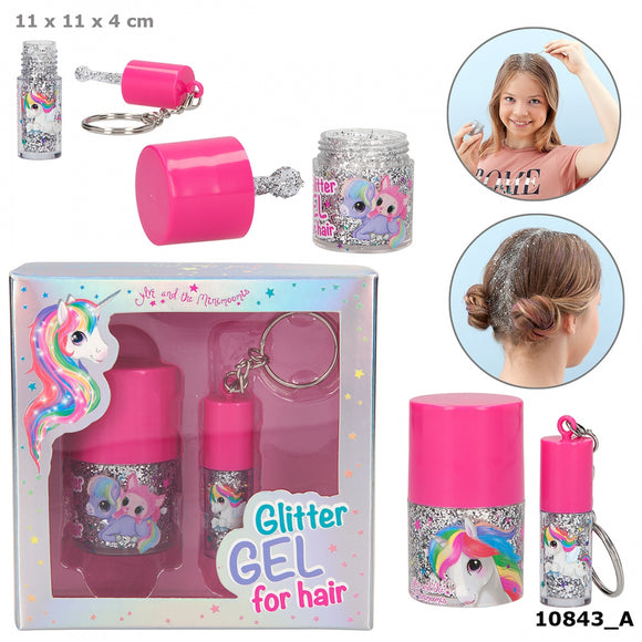 Ylvi & the Minimoomis Hair Glitter Gel
