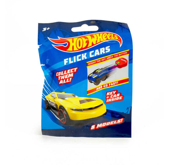 HOT WHEELS BLIND BAGS - FLICK CARS