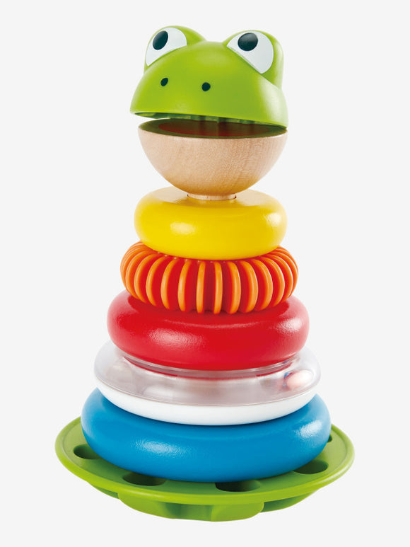 HAPE MR. FROG STACKING RINGS From 12 Months