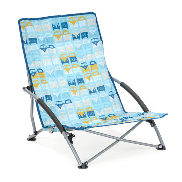 VW Beach Family Low Chair by Volkswagen Licensed By Volkswagen