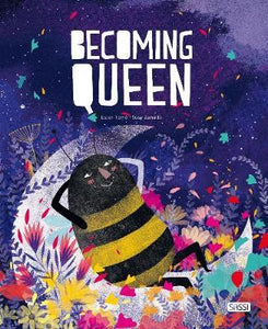 Becoming Queen hardback Book
