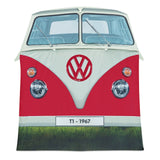 Volkswagen VW Campervan 4 Man Tent Licensed By Volkswagen