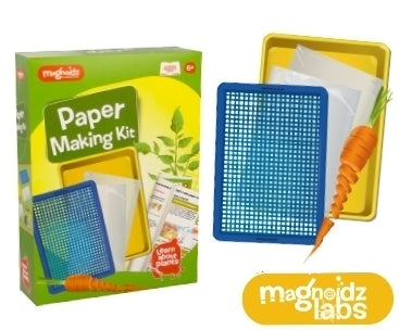 Magndoidz Paper Making Science Kit Age 6+