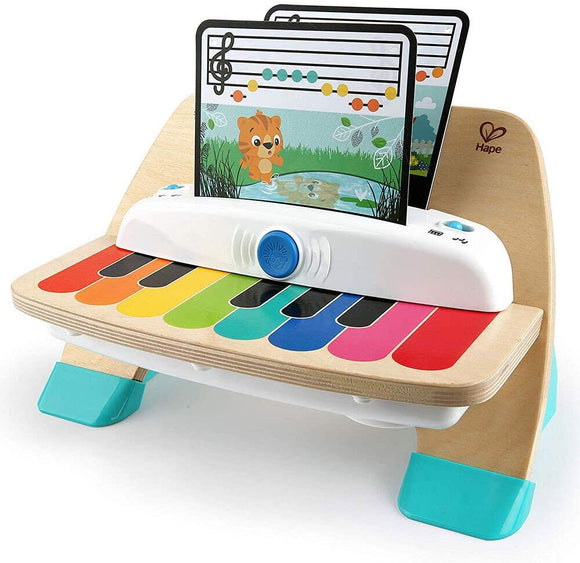 E11649 Baby Einstein Hape Magic Touch Piano Musical Toy Age from 6 months to 4 years