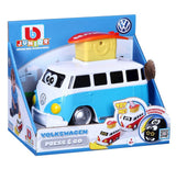 BB JUNIOR VW VOLKSWAGEN PRESS & GO