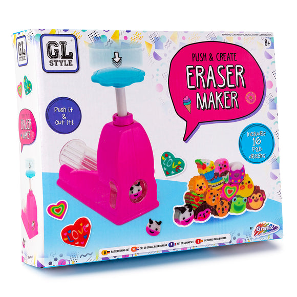 GL Push and Create Eraser Maker