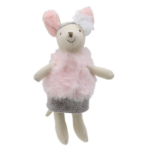 Wilberry Collectables Mouse Girl (pink)