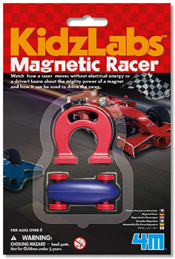 4M Magnetic Racer - NEW STOCK AVAILABLE 21-11-20