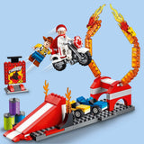 LEGO 10767 4+ Toy Story 4 Duke Caboom's Stunt Show with Woody Minifigure