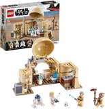 LEGO 75270 Star Wars Obi-Wan's Hut Building Set with Princess Leia Hologram, A New Hope Movie Series 7+